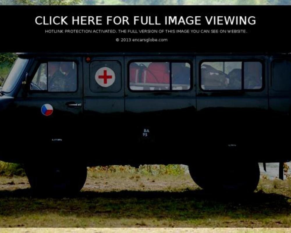 UAZ 452: Photo gallery, complete information about model ...