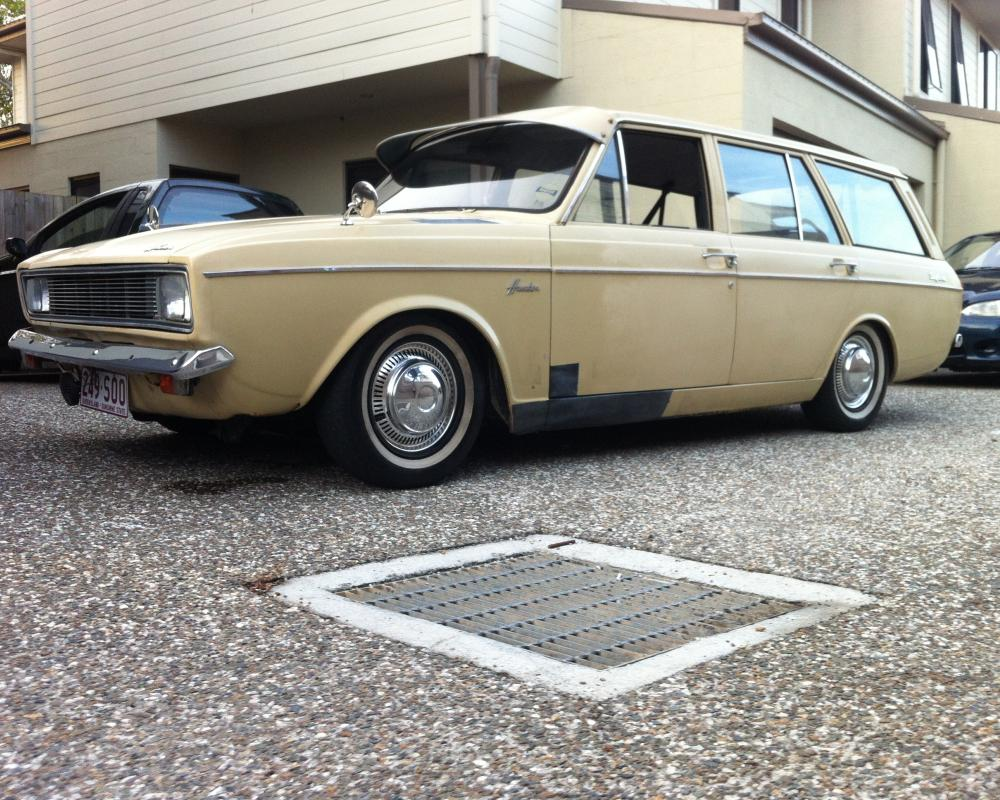 1972 Hillman Hunter for Sale | $4,500 | Advancetown QLD 4211