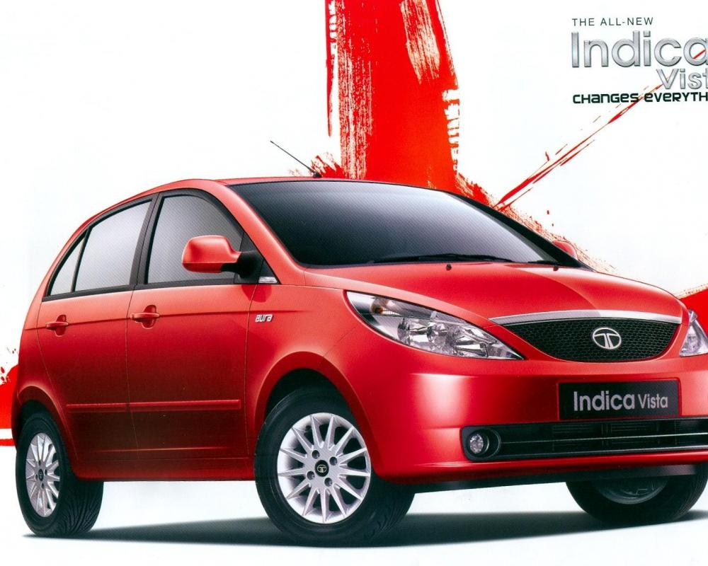 Tata Indica Vista - Wallpapers, Pictures, Photos, Images, Pics ...