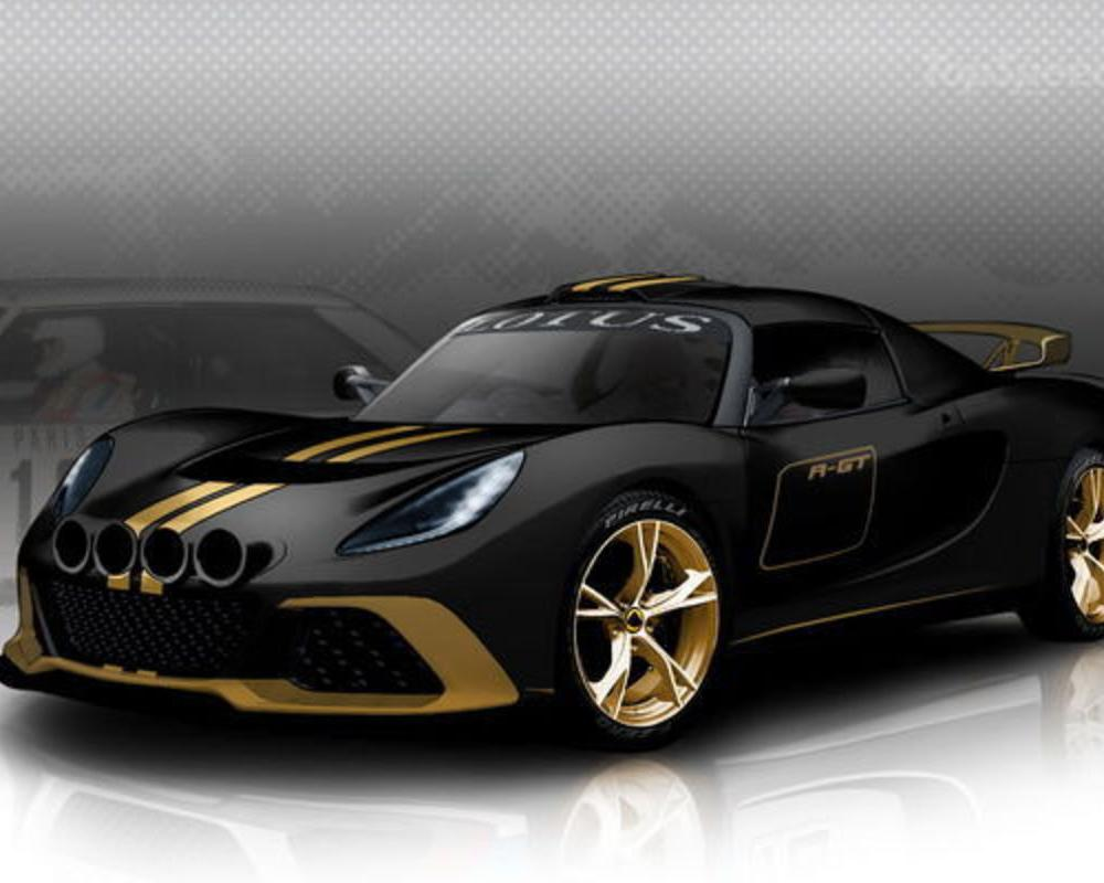 2012 Lotus Exige R-GT FIA Rally Race Car - Top Speed