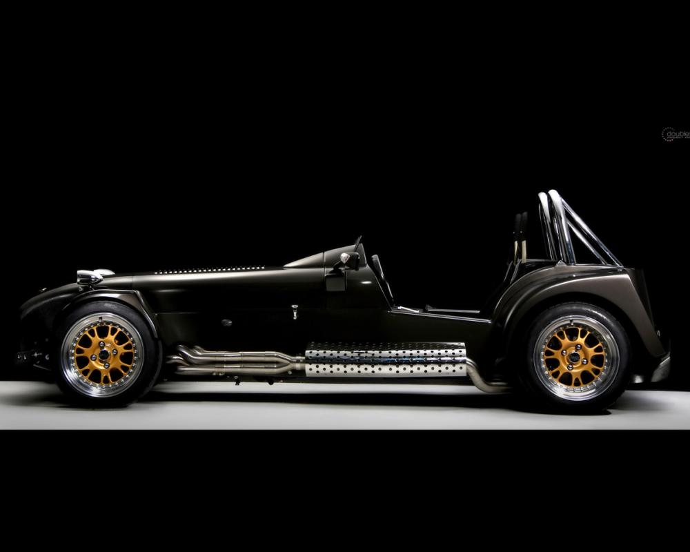 2008 RS Performance Caterham Seven - Side - 1280x960 - Wallpaper