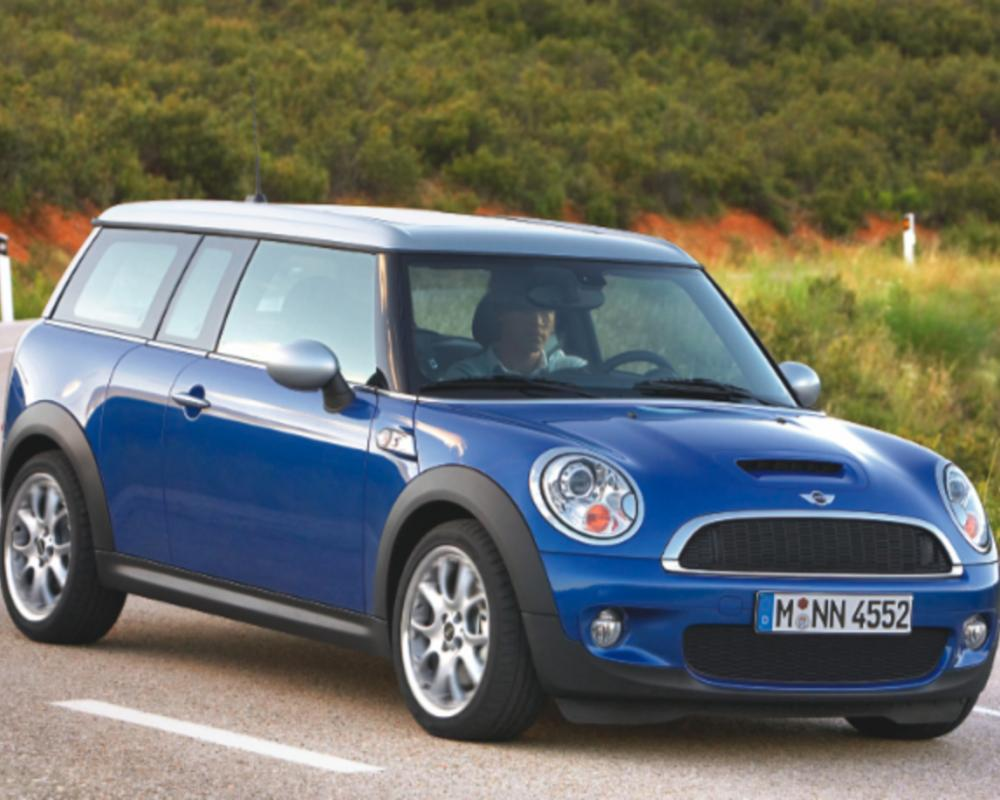 Review: 2009 MINI Clubman S | The Truth About Cars