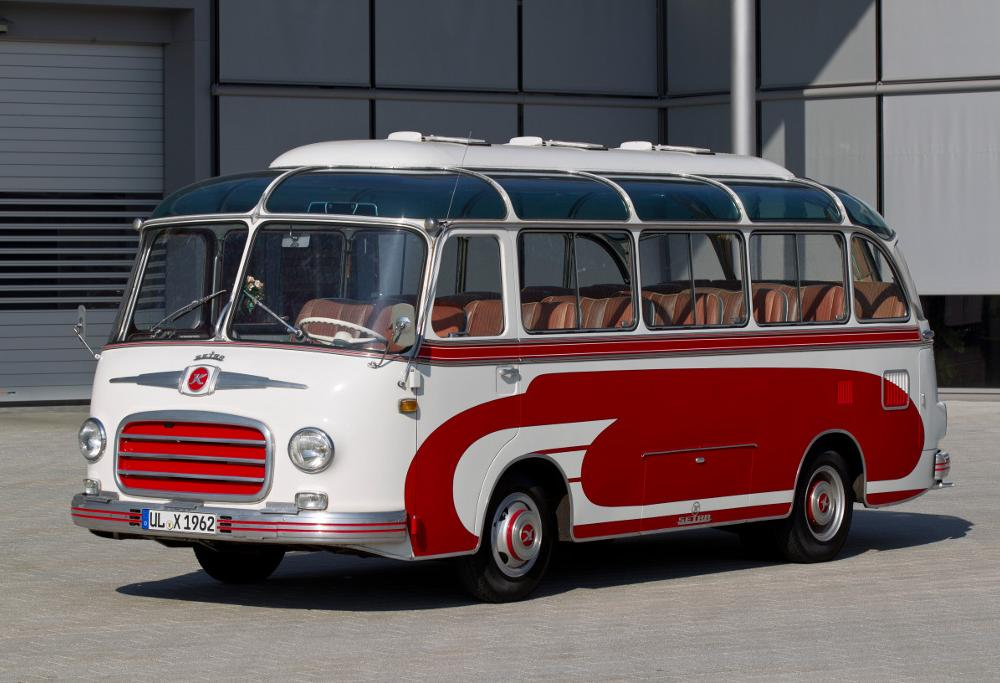 Setra S 8 (1954) (Gallery Photo #
