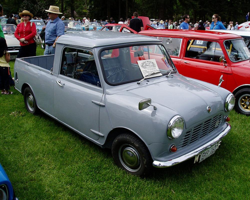 Mini Cooper Pick Up | Flickr - Photo Sharing!