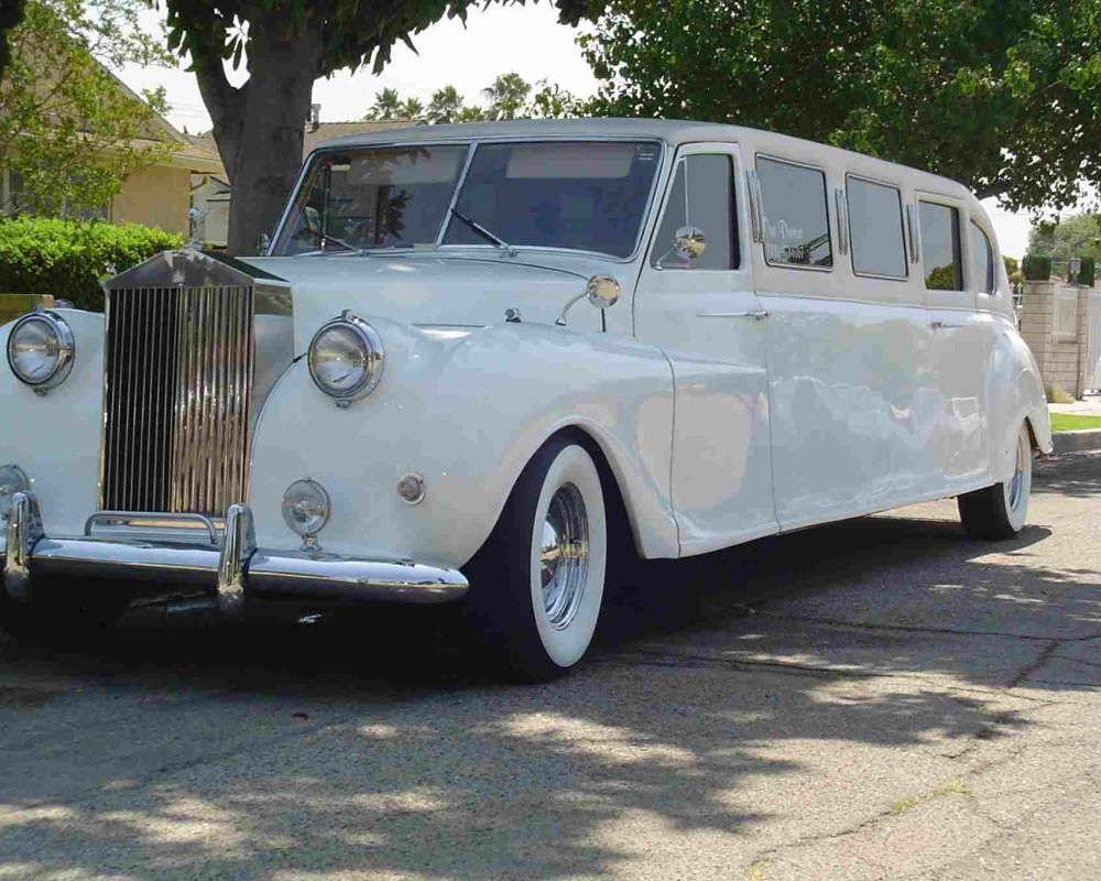 1958 Rolls Royce Austin Princess Limousine For Sale on ManzaMotors.