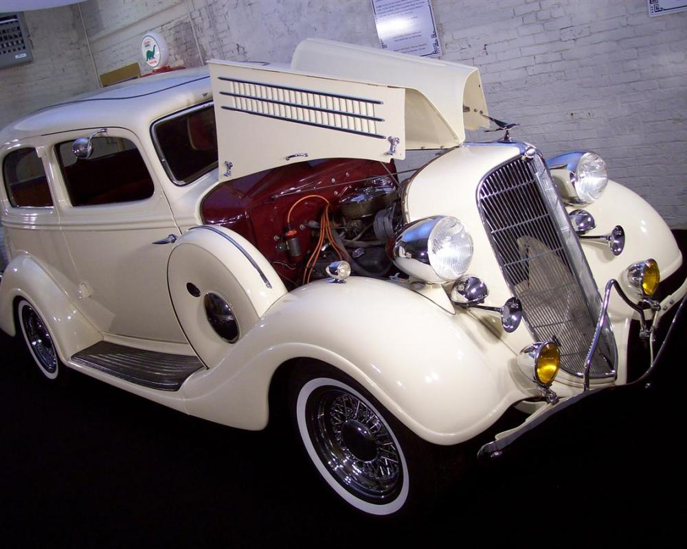 1935 Hudson Terraplane For Sale from The Bay City Motor Company, a ...