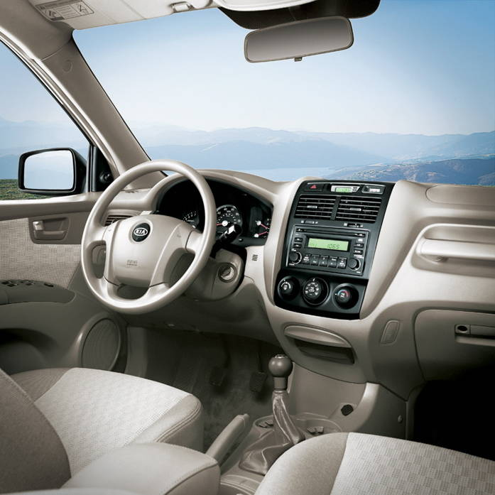 Pictures of the 2007 Kia Sportage 4x4 - New SUV Photographs - 2007 ...