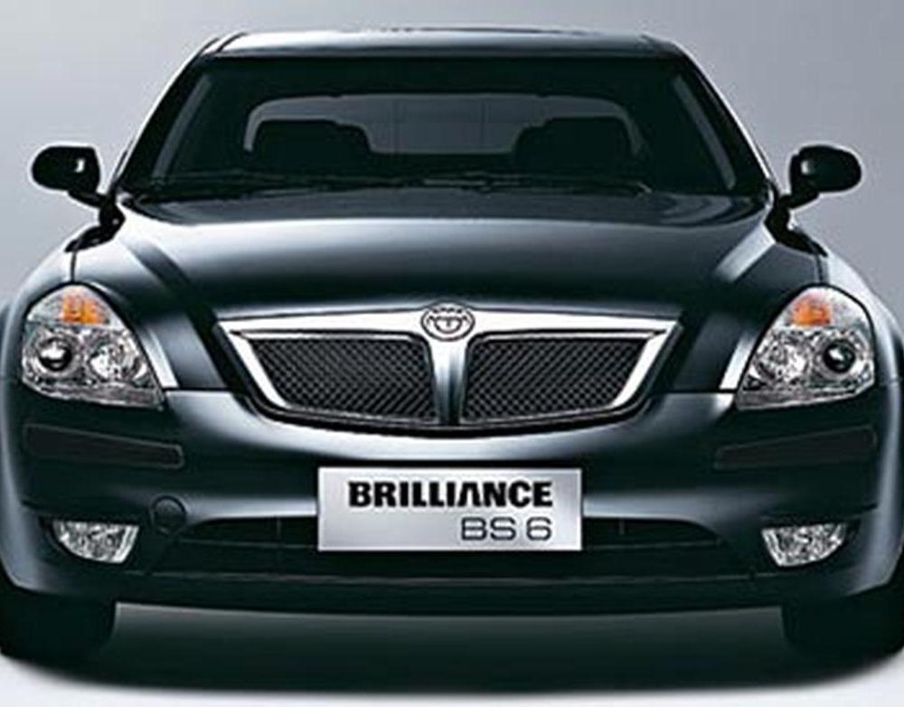 2008 Brilliance BS6 photo