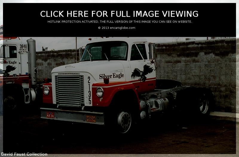 Gallery of all models of International: International Panel Truck ...