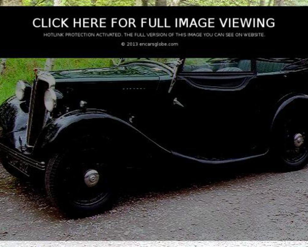 Morris Eight sport tourer: Photo gallery, complete information ...