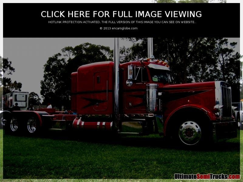 Peterbilt 359 Classic: Photo gallery, complete information about ...