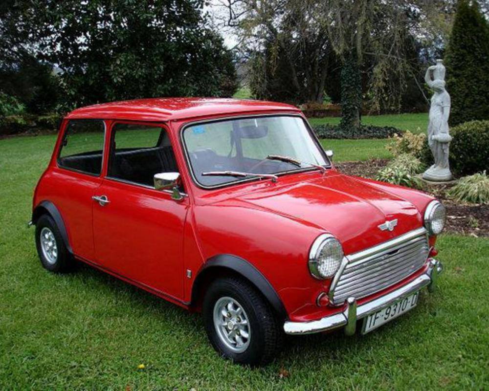 1974 Mini Cooper 1300 - Cars - authi mini cooper 1300