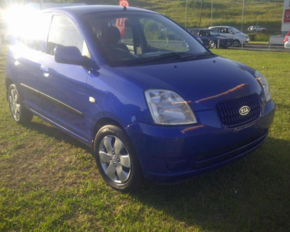 IMMACULATE 04 KIA PICANTO 1.1 LX FOR SALE PRICE NEG. - Durban ...
