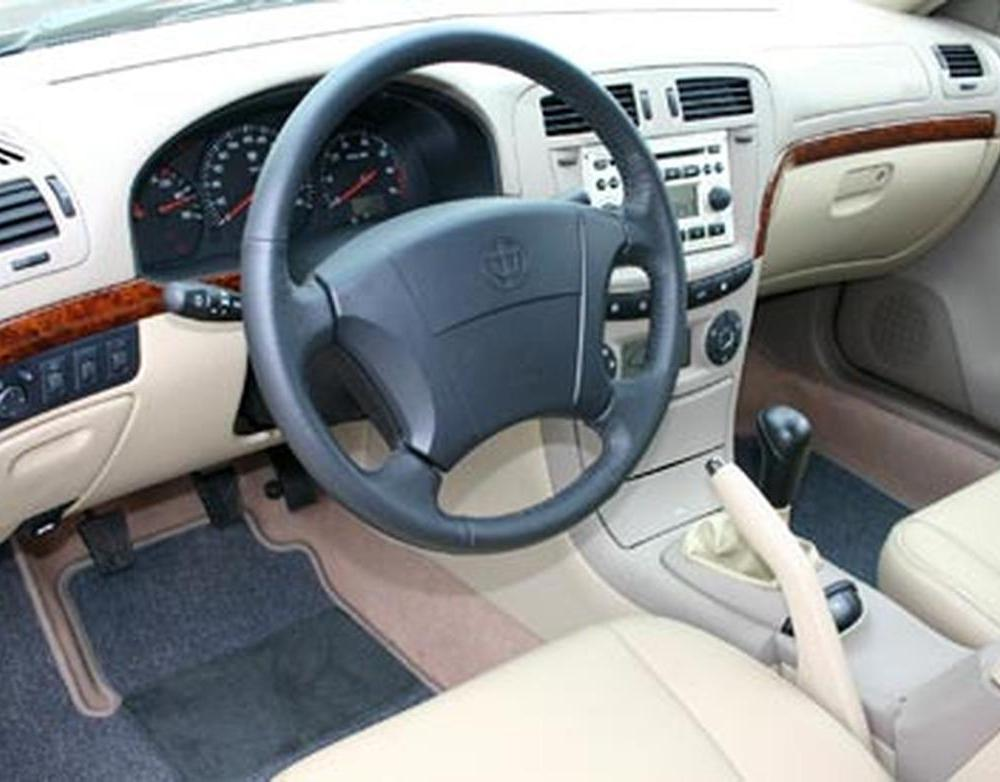 2007 Brilliance BS6 interior photo