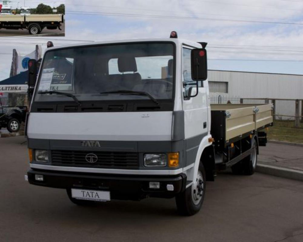 TATA LPT 613 truck flatbed from Ukraine, sale, buy, price, JU2973