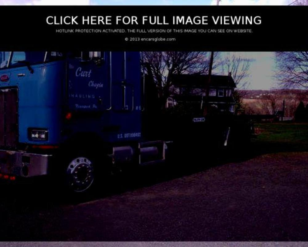 Peterbilt 336: Photo gallery, complete information about model ...