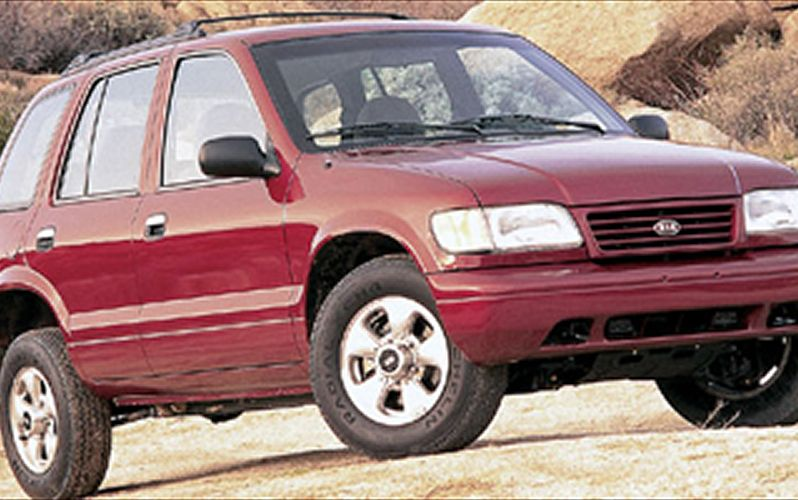 1996 Kia Sportage 4X4 - Korean Car - Motor Trend Magazine