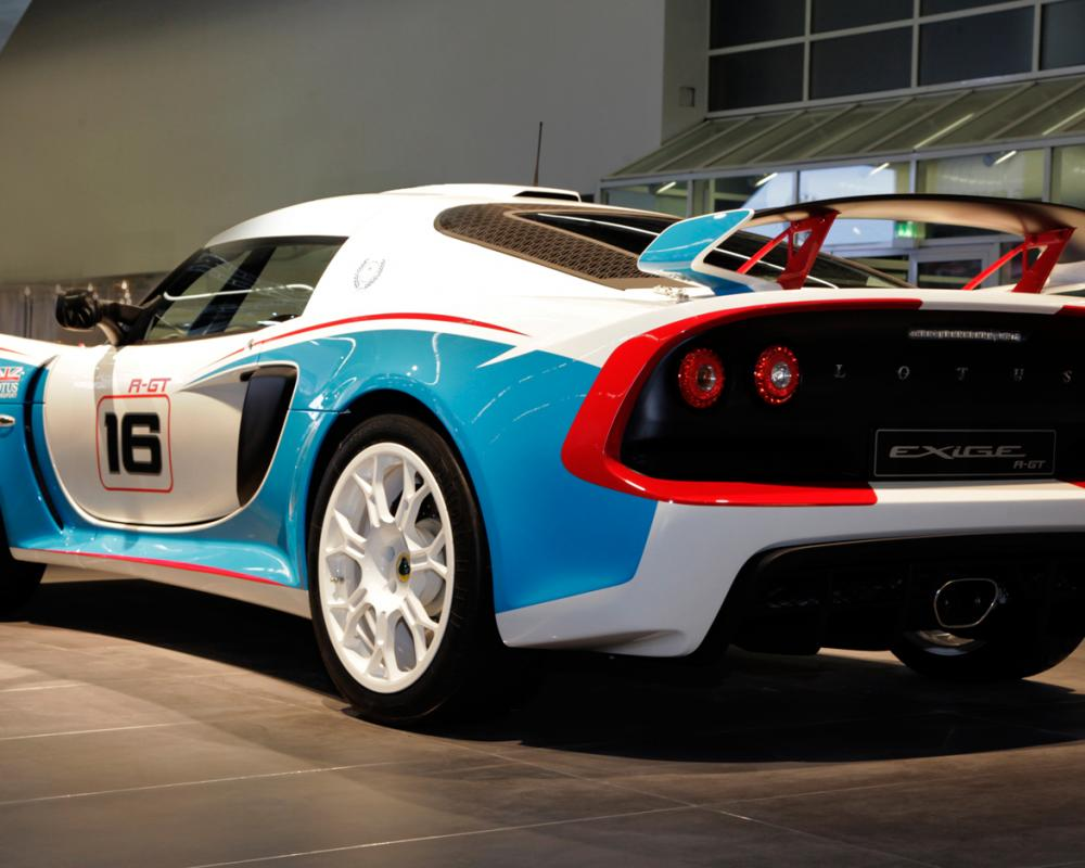 2012 Lotus Exige R Gt Rear Three Quarter Photo on September 14 ...