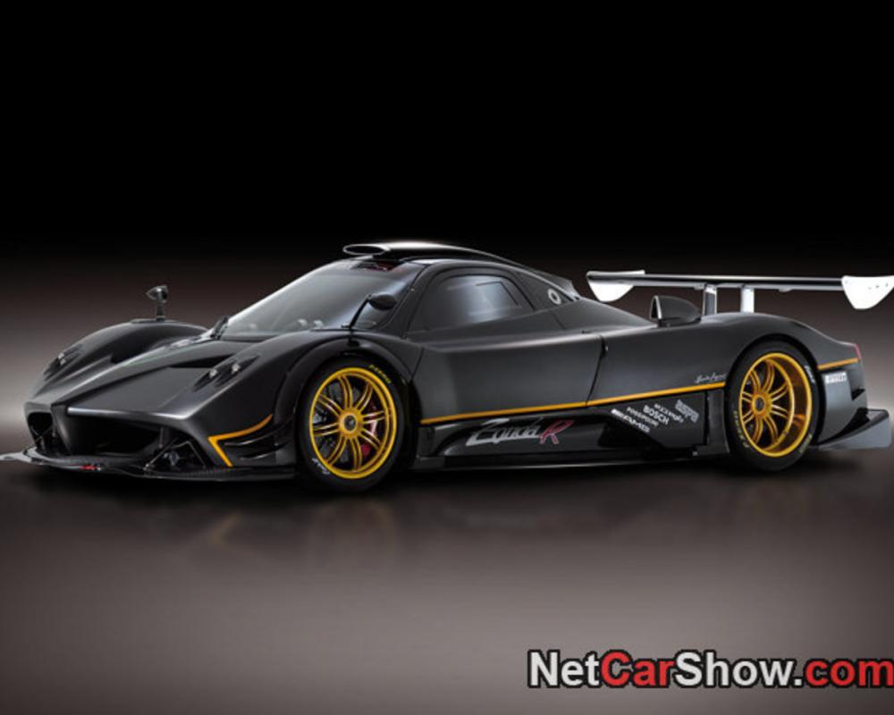 Pagani Zonda R picture # 03 of 61, Front Angle, MY 2009, 1280x960