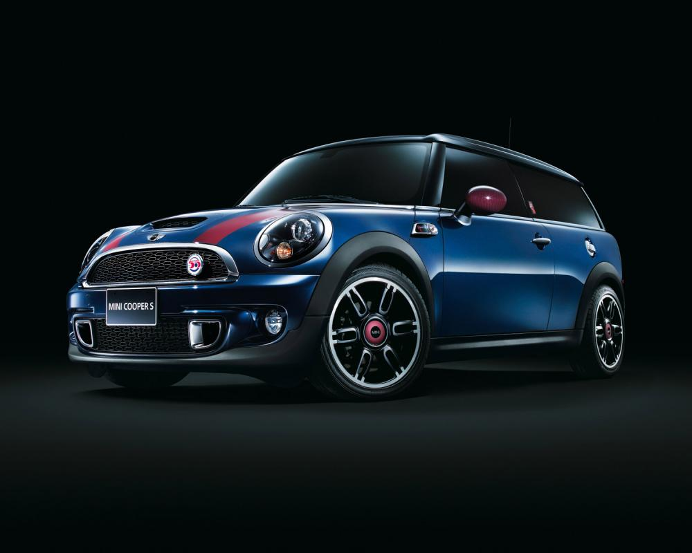 Mad 4 Wheels - 2011 Mini Clubman Cooper S 50 Hampton - Japan ...