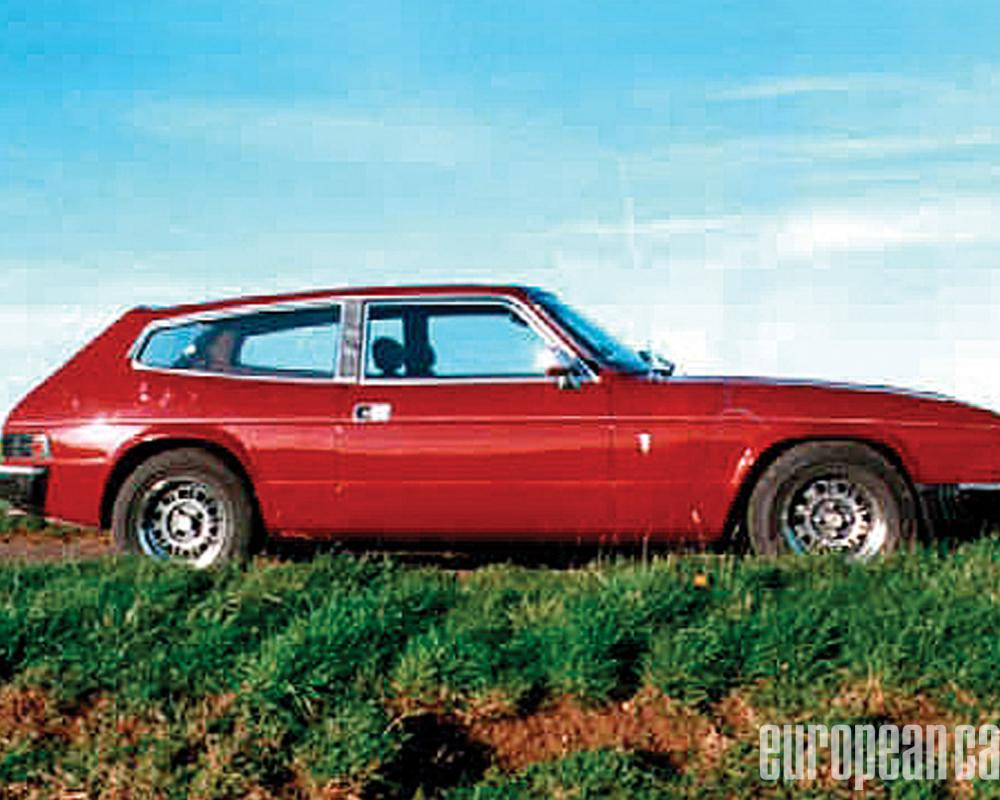 Sport Wagon Reliant Scimitar Gtr Photo 9