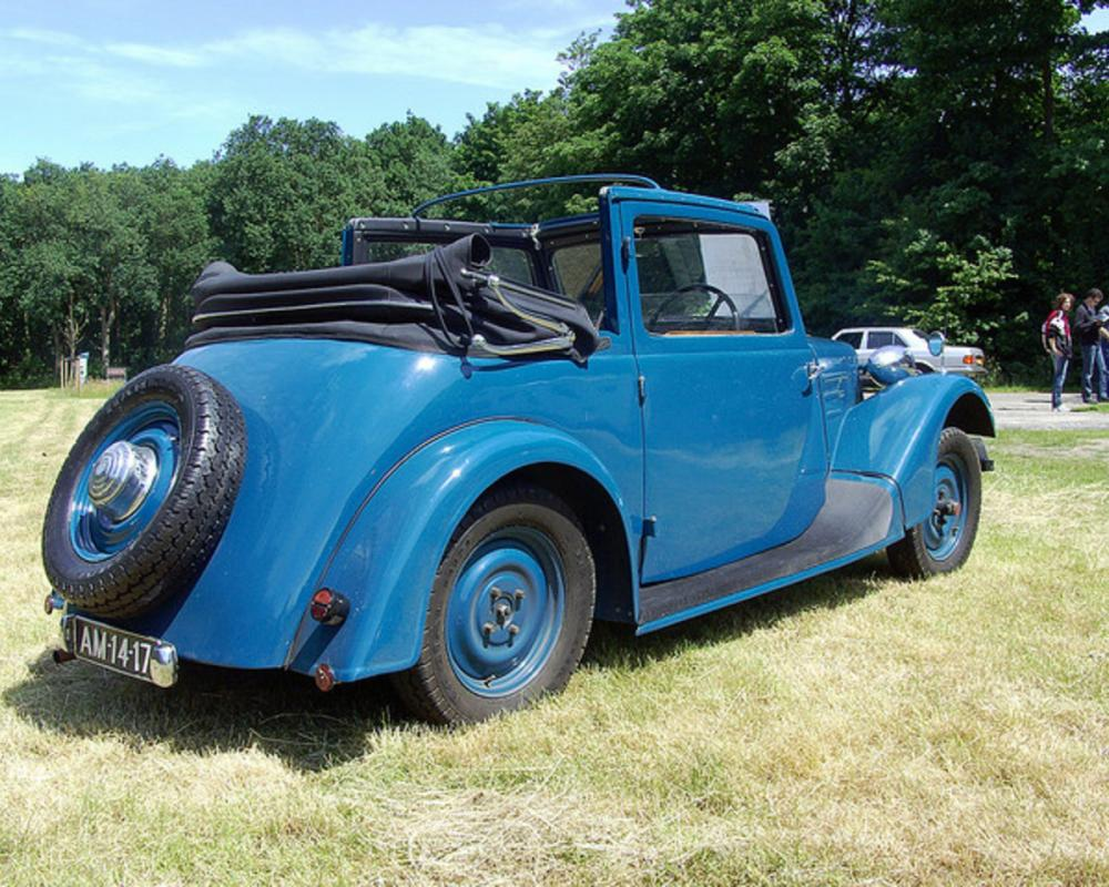 1935 Tatra T57 A | Flickr - Photo Sharing!