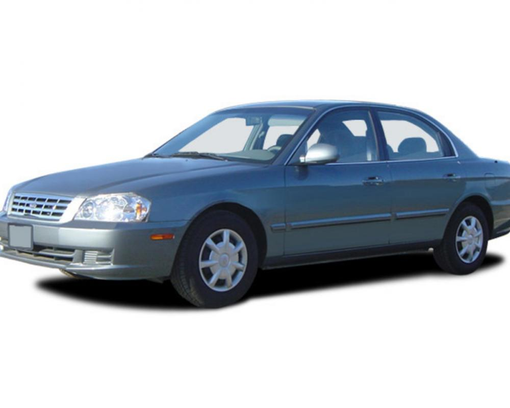 2003 Kia Optima SE V6 4Dr Sedan | Used Kia Optima SE V6 4Dr Sedan ...