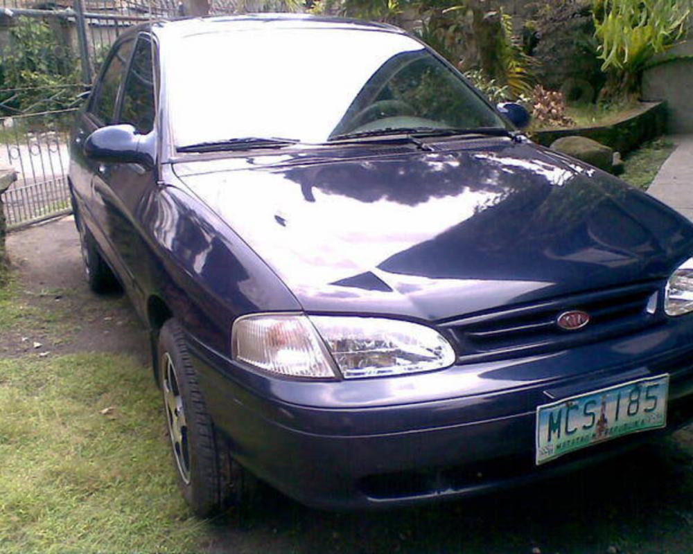 KIA AVELLA DELTA FOR SALE from South Cotabato General Santos ...