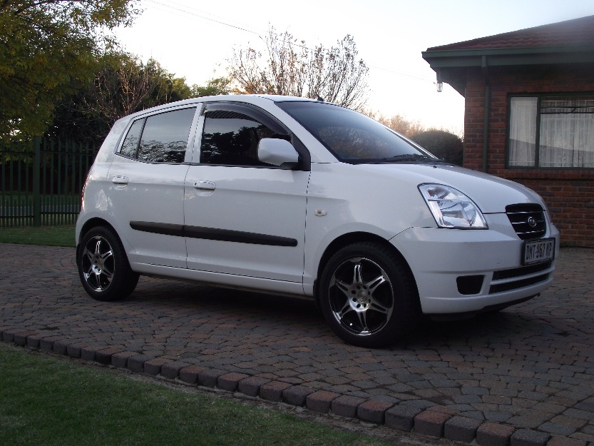 Pictures of 2007 Kia Picanto LX for sale - Standerton - Cars
