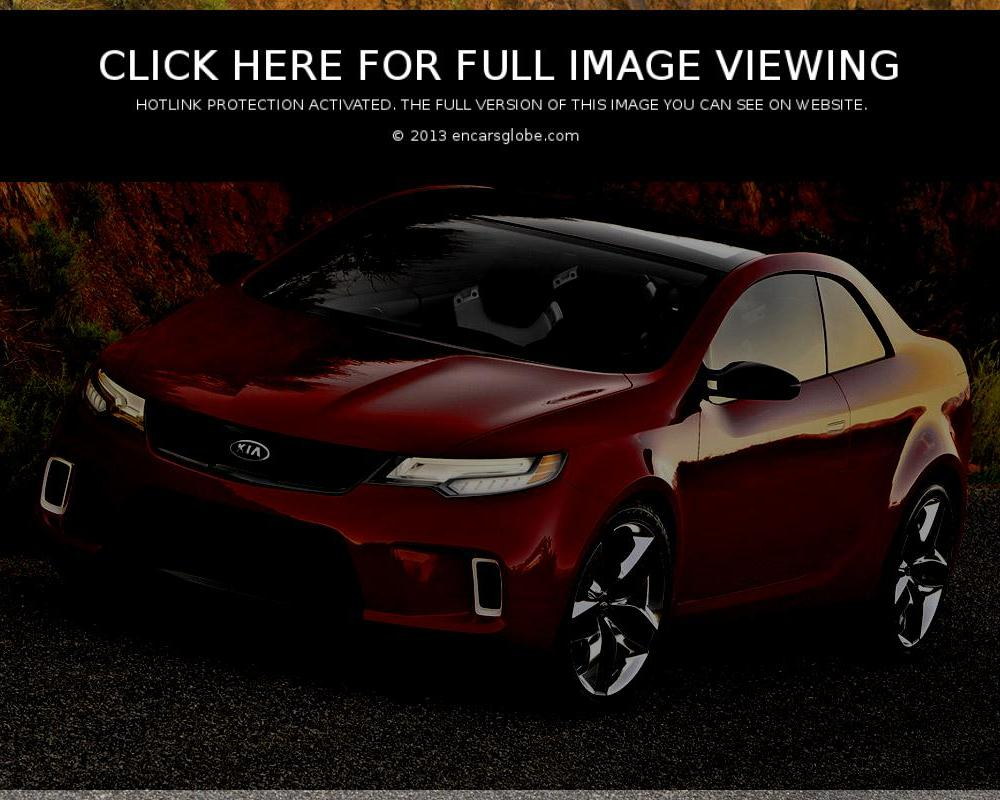 Kia Prototype: Photo gallery, complete information about model ...