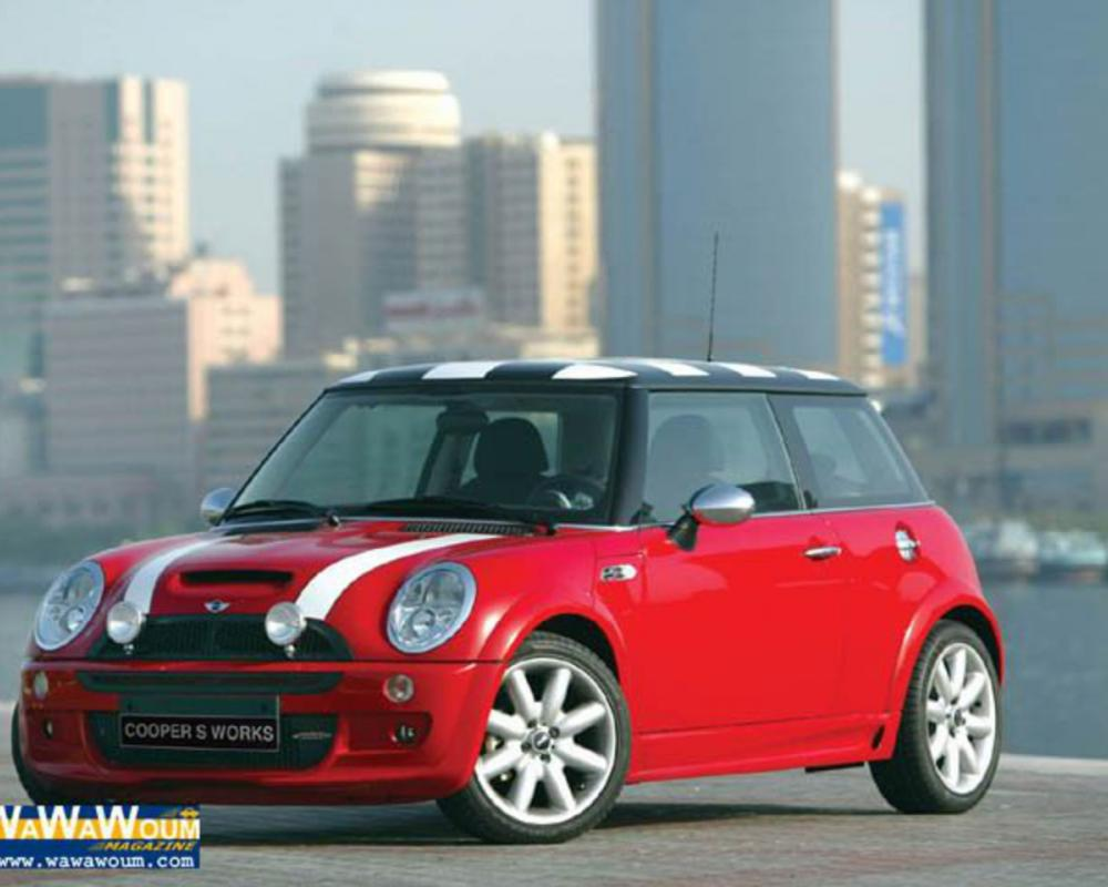 Mini Cooper 16 Classic Pictures & Wallpapers - Wallpaper #3 of 6