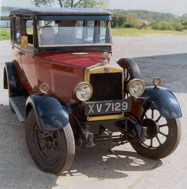 Morris photographs and Morris technical data - All Car Central ...