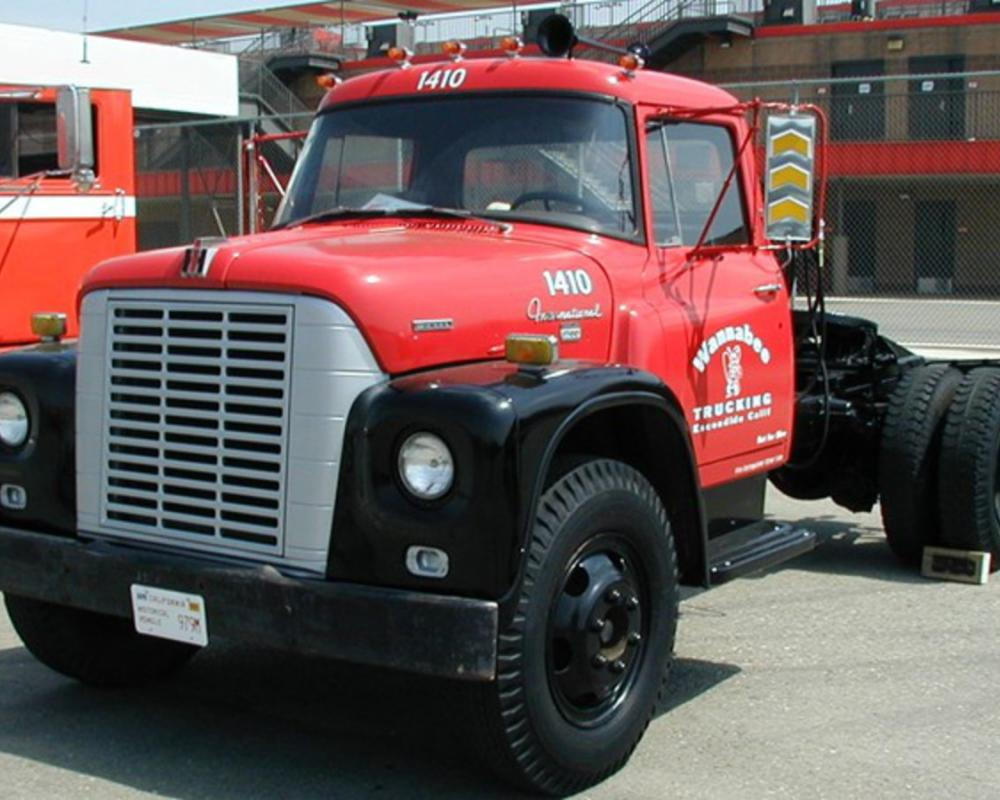 International Loadstar 1700 - Tractor & Construction Plant Wiki ...