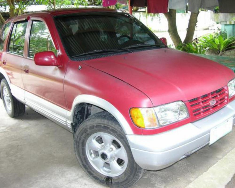 KIA , SPORTAGE 4x4 1997 model - Dumaguete City - Cars - vehicle ...