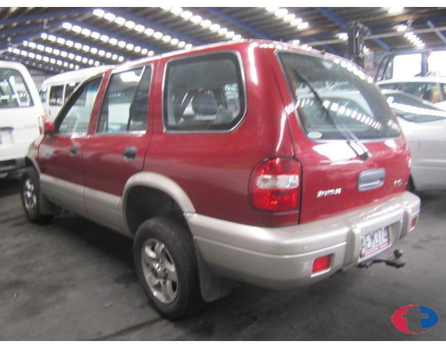 Kia Sportage SQUIRE 2001 - sella Online Auctions & Classifieds ...