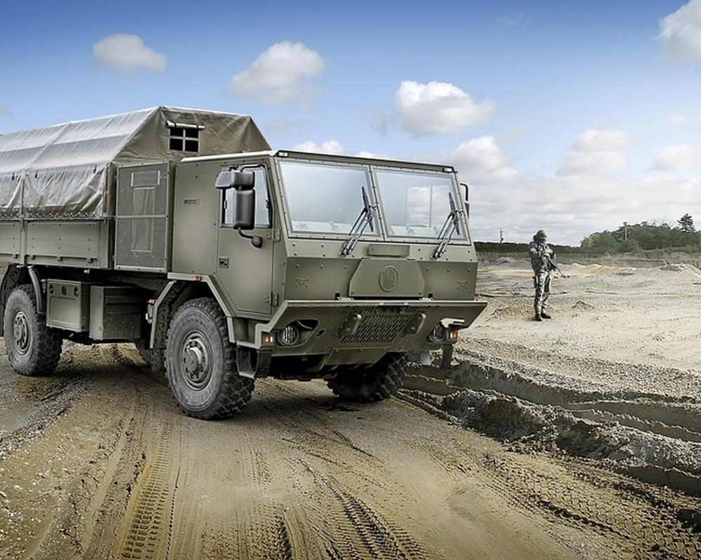 Armored Photos: Tatra T 815-