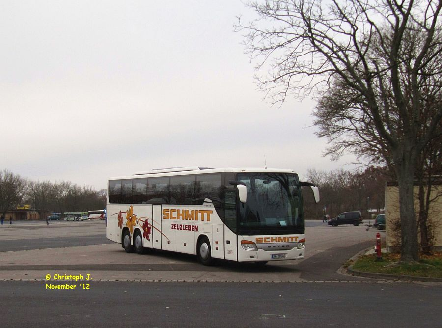 Transport Database and Photogallery - Setra S416 GT-HD #SW-DD 360