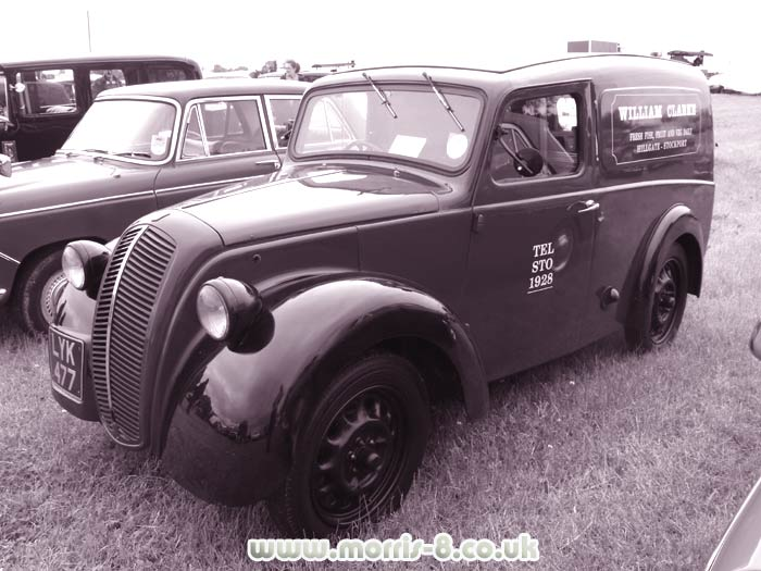 Morris Eight 5cwt Van Photo Gallery: Photo #06 out of 10, Image ...