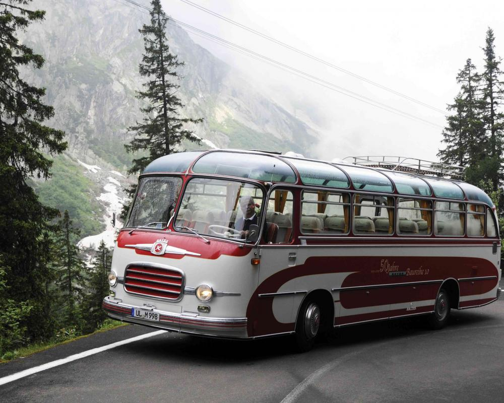 Setra S 9: Photo gallery, complete information about model ...