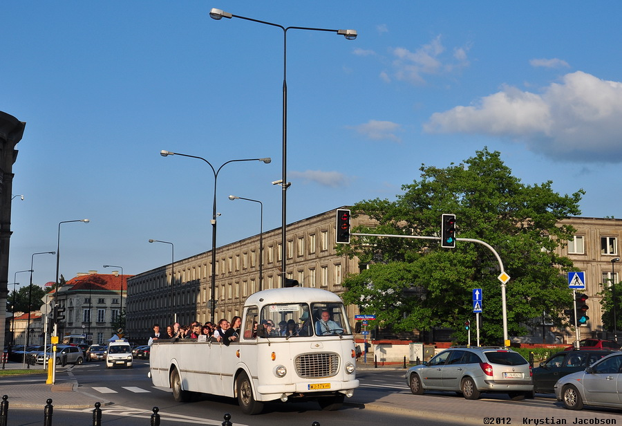 Transport Database and Photogallery - Jelcz 043 Cabrio #