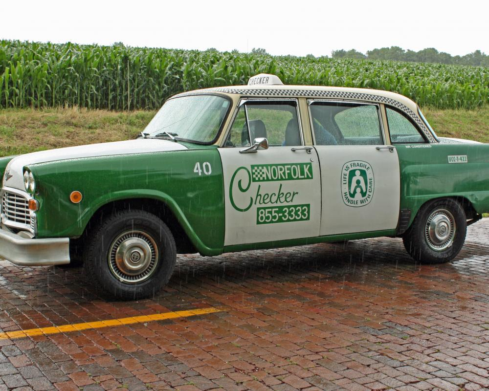 1981 Checker A11 Taxi (3 of 8) | Flickr - Photo Sharing!
