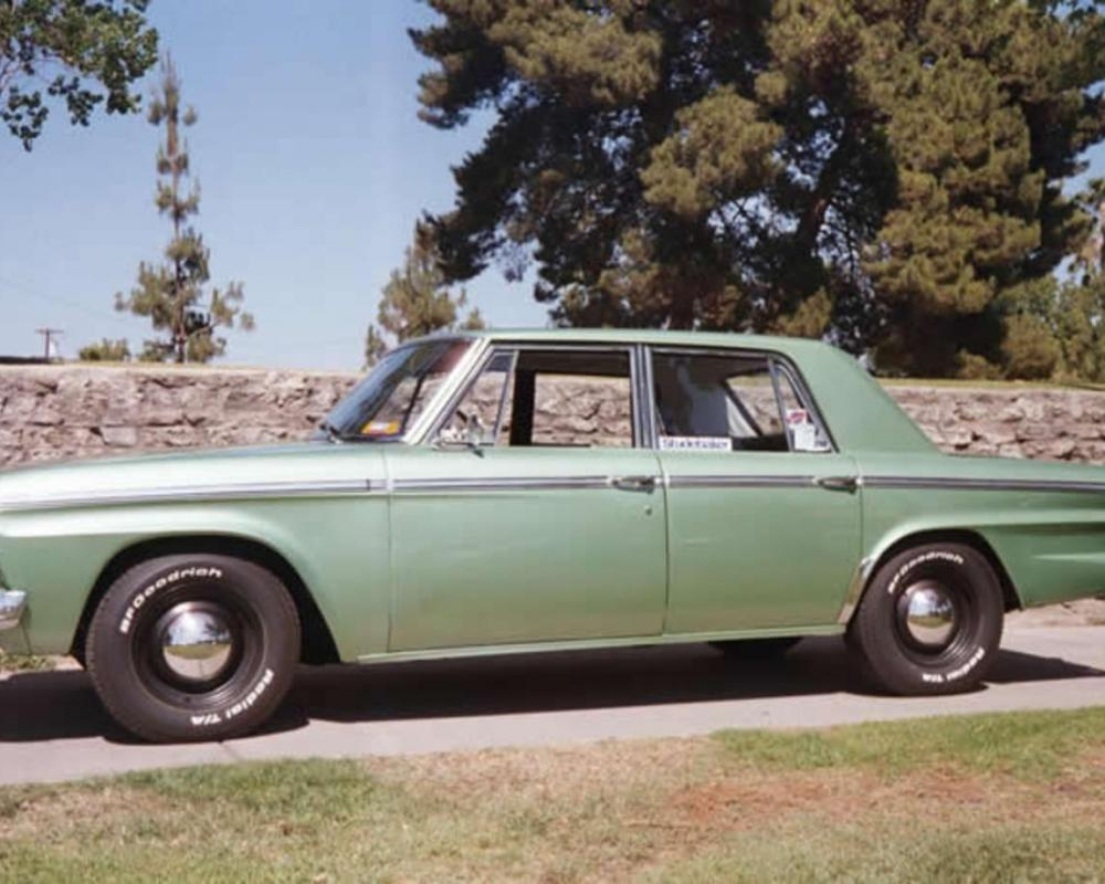 Coker Tire Photo Gallery - 1965 Studebaker Cruiser