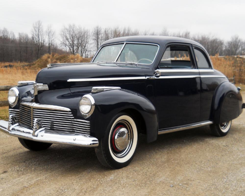 FOR SALE: 1942 Studebaker Champion Coupe