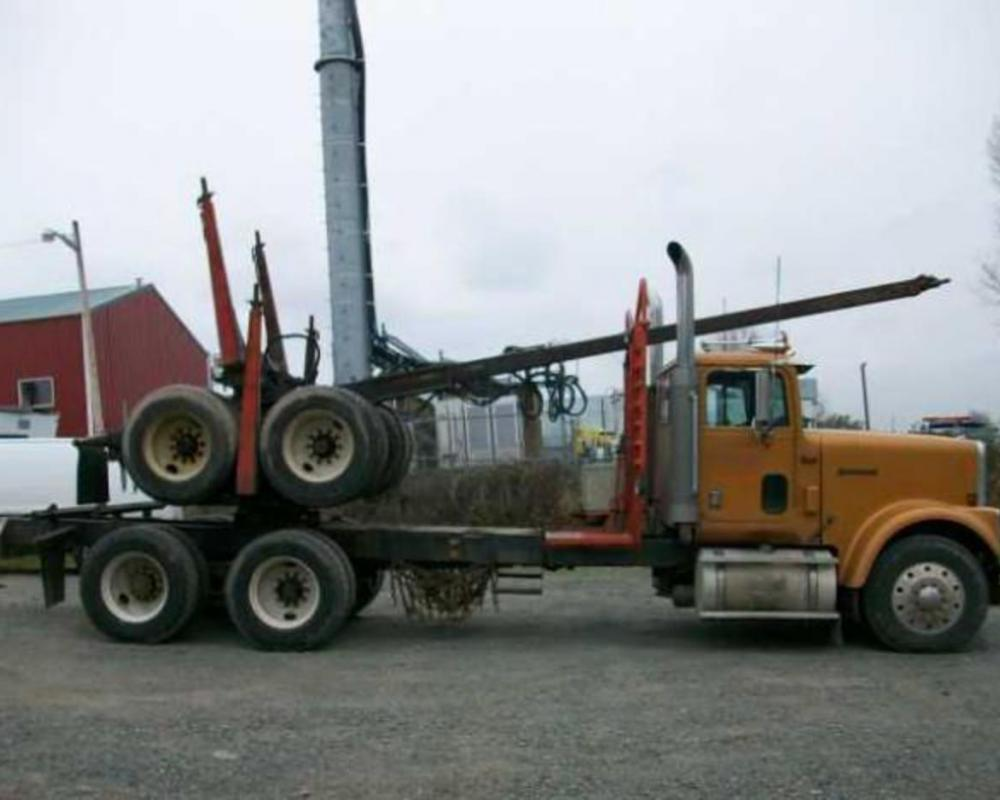 1995 International 9300 Log Truck, Cat 3406C Asking $13,200 ...