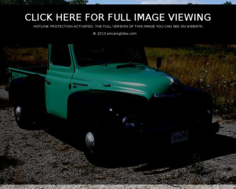 International L-120 pickup: Photo gallery, complete information ...