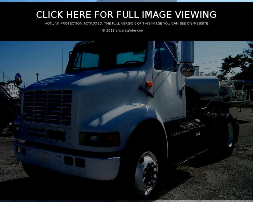 International 8300: Photo gallery, complete information about ...