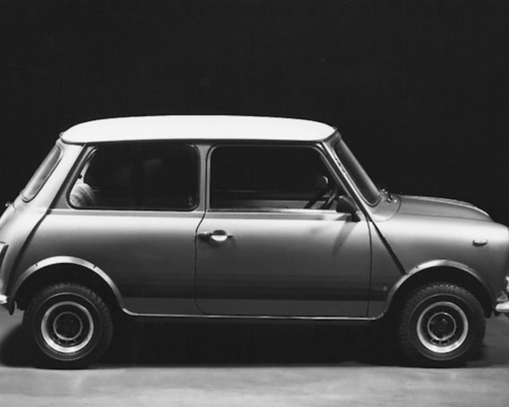 Mini special editions : 1979 1100 Special - AROnline