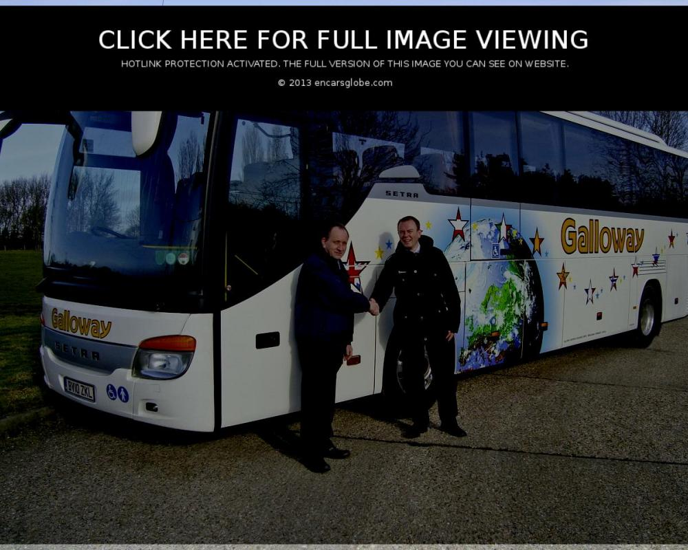 Setra S 415 GT HD Photo Gallery: Photo #07 out of 12, Image Size ...