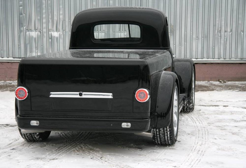 GAZ 51 Retro Hot Rod, the Russian Style (Gallery Photo #