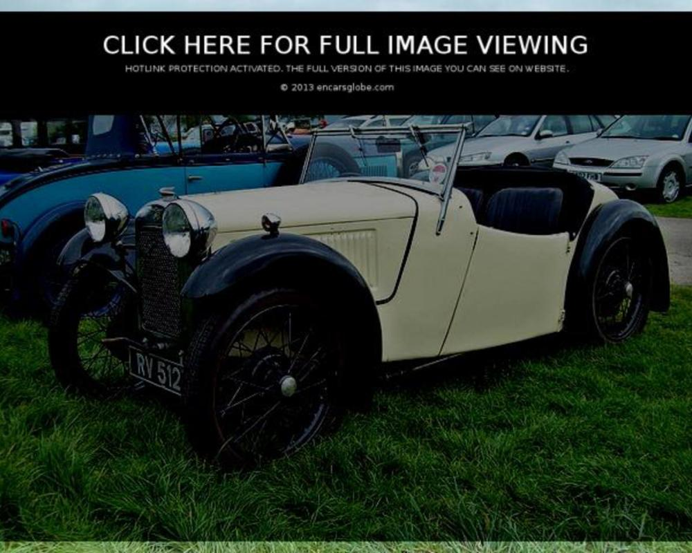 Austin Seven 65 Nippy: Photo gallery, complete information about ...